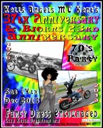 11 HA 37th ann party 14.12.13