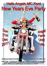 14 New Years Eve 2017 HAMC Kent