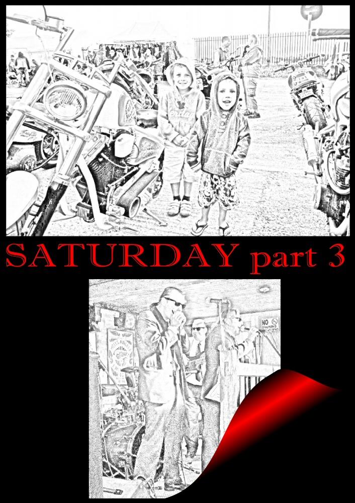 1 Hells Angels MC Kent Family Yard Party 2013 Sat 7th Sept part 3