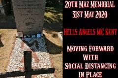 20th Maz Memorial 31st May 2020