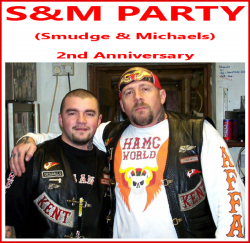 3 H.A Smudge and Michaels 2nd Anniversary Party 10.04.10