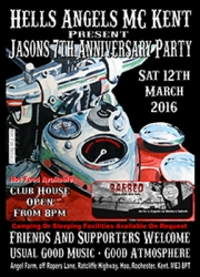3  Mar Jasons an party 2016