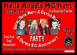 4 daren dave merv and gavins party 10.05.14