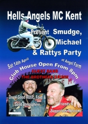 4 HA SMUDGE MICHAEL AND RATTYS PARTY 14.04.12