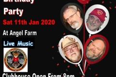 5 members party jan 2020