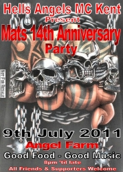 6 H.A MATS ANNIVERSARY PARTY 09.07.11