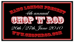 6 HAMC LONDON CHOP and  ROD JUNE 2010