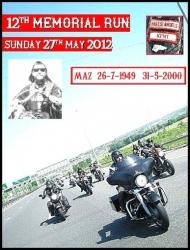 6A MAZ MEMORIAL RUN 26.05.2012