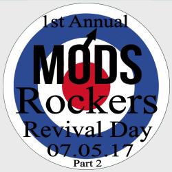 6b mods n rockers 1st  2017 PT 2