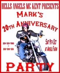 9 HAMCK marks 20th anniversary party 09.10.10