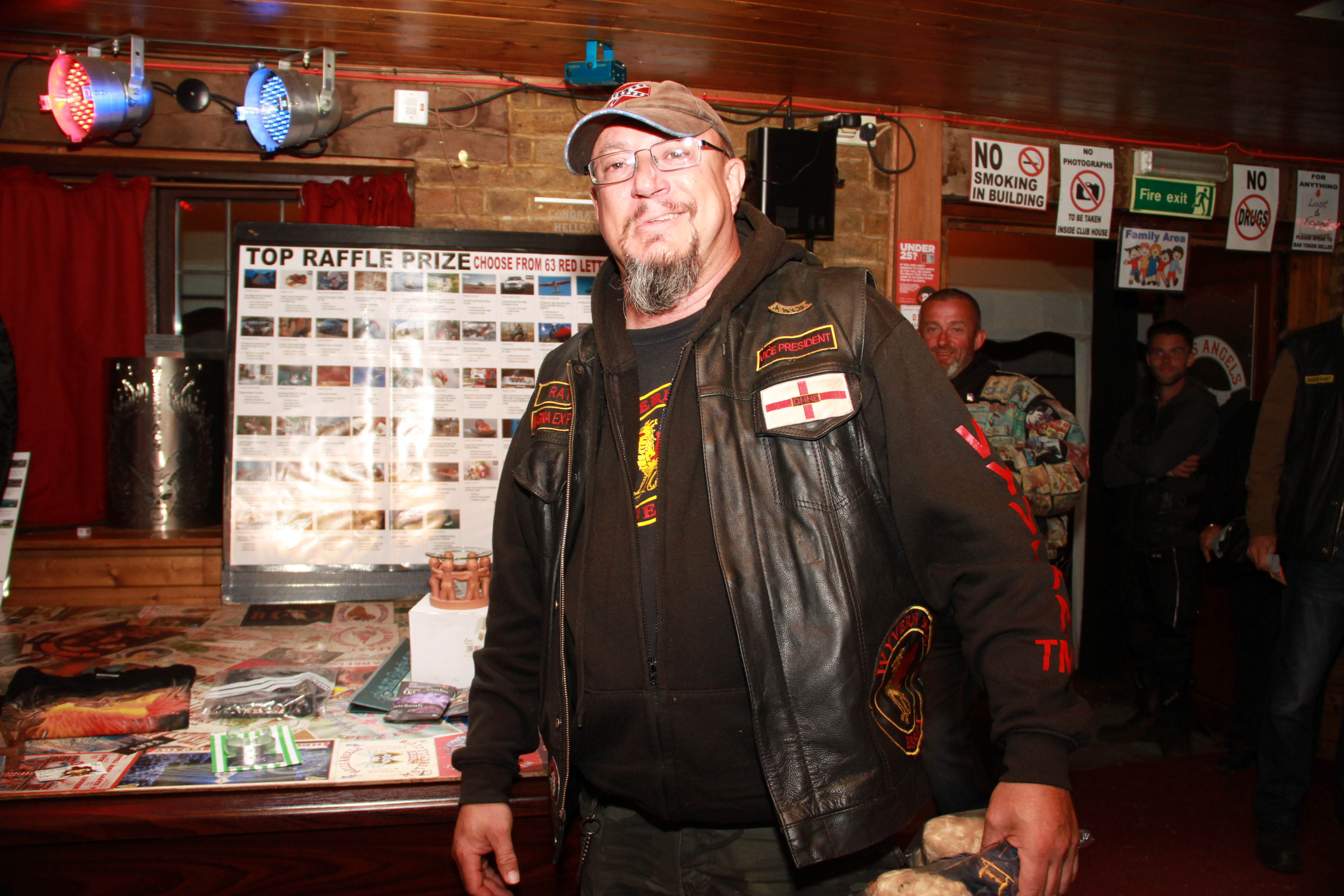 hells Angels Kent 8th Family Yard Party 2017 P (48)
