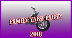 Family Yard Party 2018