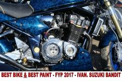5 BEST BIKE & BEST PAINT FYP 2017 IVAN SUZUKI BANDIT