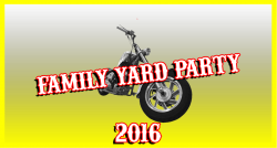 Family Yard Party 2016