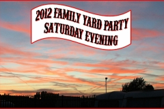11 2012 family yard party sat eve