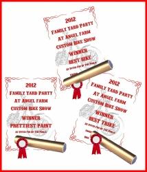 FYP 2012 WINNERS