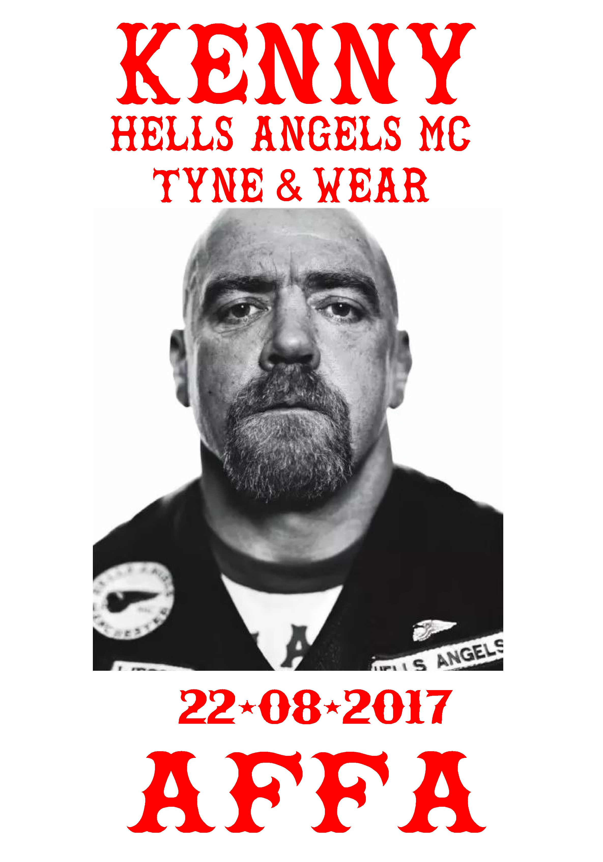 R I P – Hells Angels MC Kent