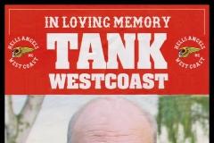 TANK west coast 2017
