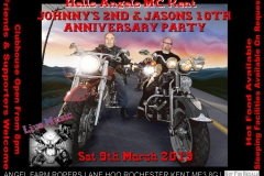HAMCK Johnnys 2nd And Jasons 10th Anniversary Party March 2019 (1)