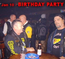 HAMCK MEMBERS BIRTHDAY JAN 2010