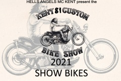 KCBS 2021 SHOW BIKES