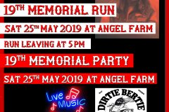 MAZ 19TH MEMORIAL RUN 25.05.2019