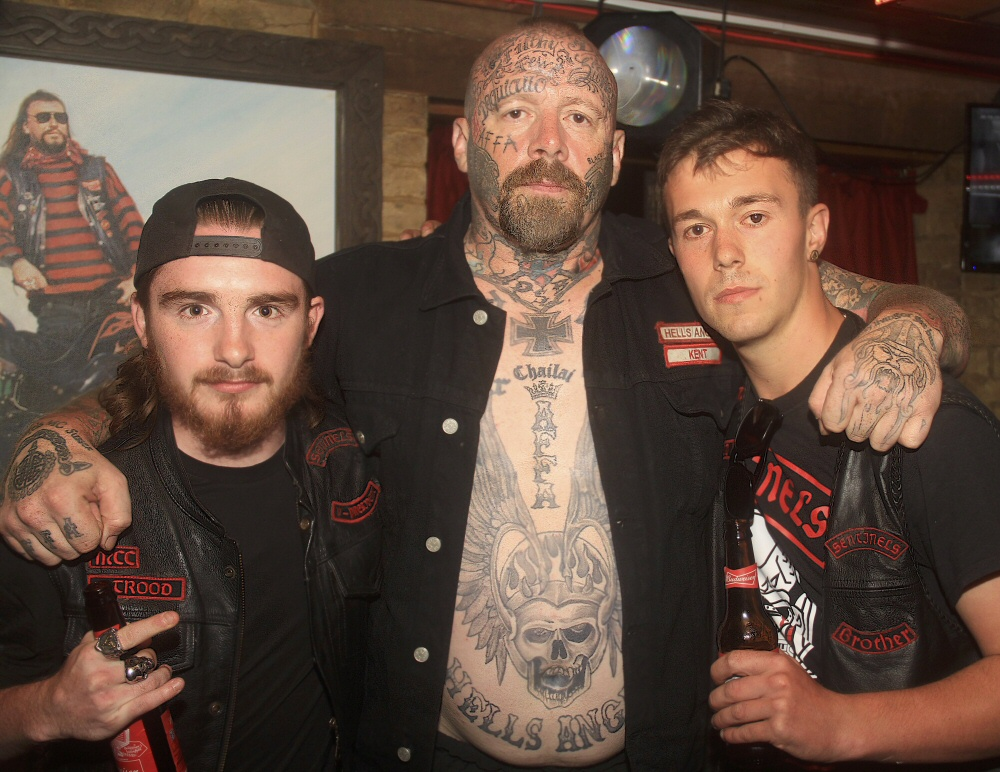 Pictures party hells angels I Was