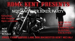 Red Devils MC Kent Party 4th August 2018