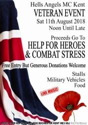 Veterans Event August 2018