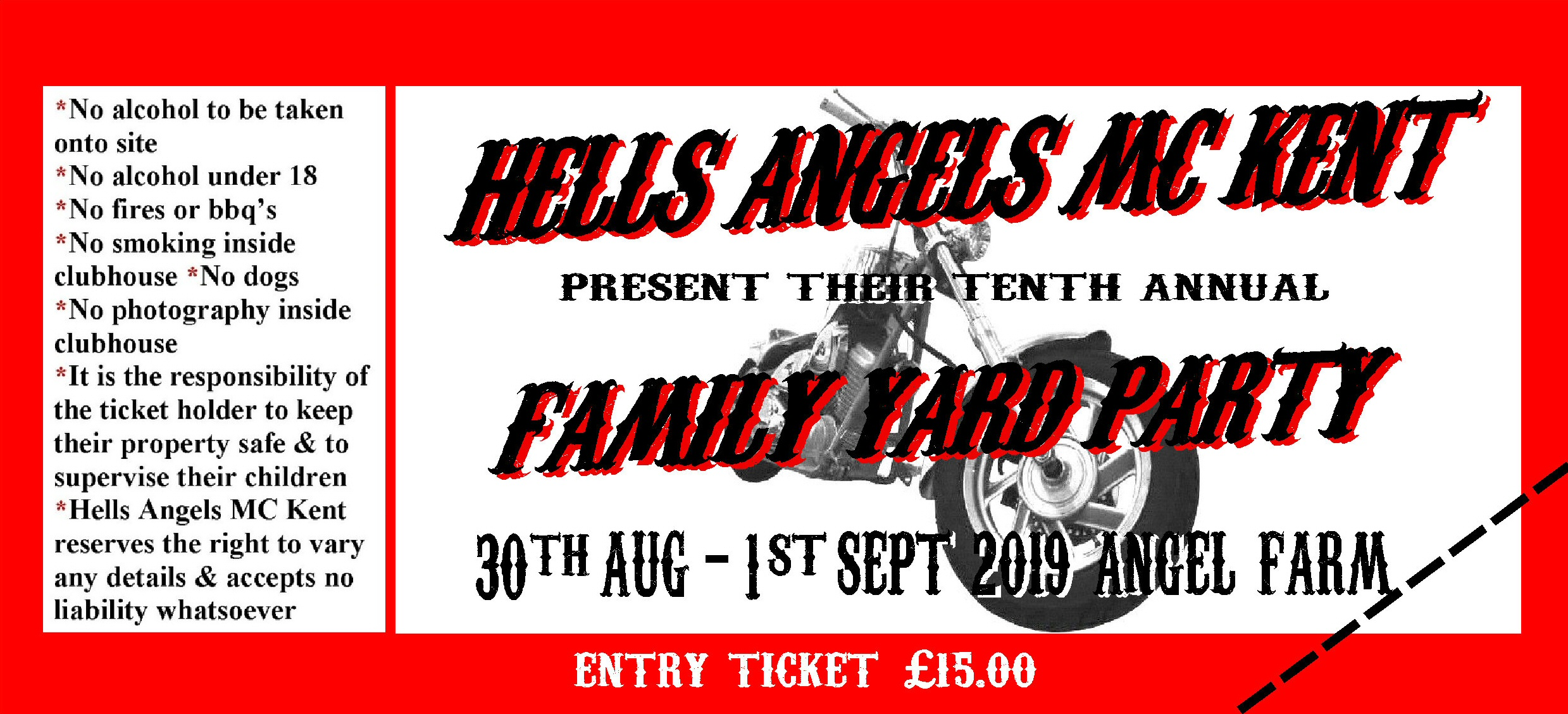 Property Of Hells Angels