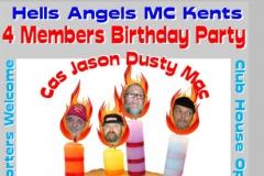 HA 4 members party 11.01.14   (1)