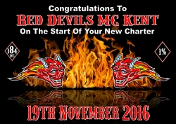 10  red devils patch party 19.11.16
