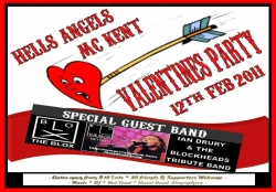 2 HA VALENTINE PARTY and THE BLOX 12.02.11