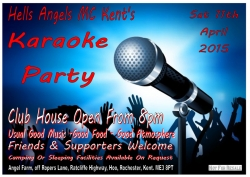 3  Karaoke Party 11.04.15
