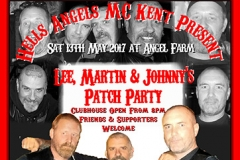 HAMCK lee martin johnny patch party 13.05.17  (0)