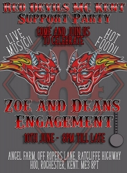 7  R D party  Dean and Zoes engagement 10.06.17