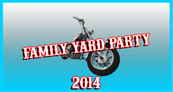 Family Yard Party 2014