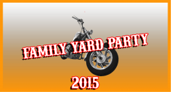 Family Yard Party 2015