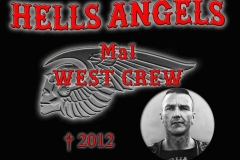 MAL WEST CREW 2012