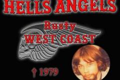 rusty west coast 1979