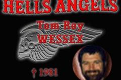 tom roy wessex 1981