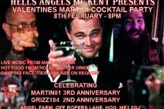 HAMCK Valentine party 8th Feb 2020