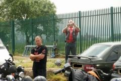 Dr Maz Harris 10th memorial Hells Angels MC Kent (16)