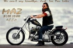Dr Maz Harris Funeral Hells Angels MC Kent (1)