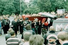 Dr Maz Harris Funeral Hells Angels MC Kent (15)