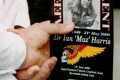 Dr Maz Harris Funeral Hells Angels MC Kent (2)