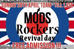 Mods and Rockers 28.04.2019